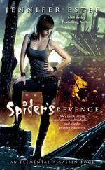 Spider's Revenge : Elemental Assassin - Jennifer Estep