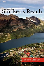 A Year in Stucker's Reach : A Complete Guide to Energy Self-sufficiency at Hom... - Scott Gibson