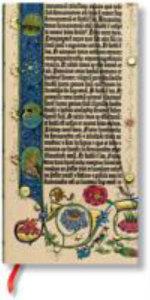 Gutenberg Bible,Genesis,Slim,LIN - Paperblanks