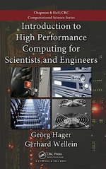 Introduction to High Performance Computing for Scientists and Engineers - Georg Hager