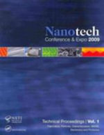 Nanotechnology 2009 : Technical Proceedings of the 2009 Nsti Nanotechnology Conference and Expo, Volumes 1-3 - Contact Nsti