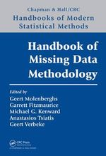 Handbook of Missing Data Methodology - Geert Molenberghs