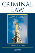 Criminal Law - Charles P. Nemeth