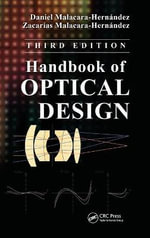 Handbook of Optical Design - Daniel Malacara-Hernandez