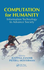 Computation for Humanity : Information Technology to Advance Society