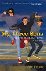 My Three Sons : The Birth of a New Family - John Sonego