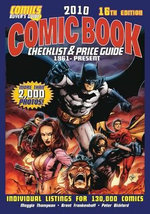 Comic Book Checklist and Price Guide 2010 - Maggie Thompson