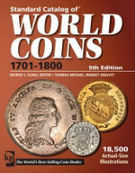 Standard Catalog of World Coins : 1701-1800 - George S. Cuhaj