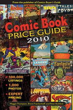 Comic Book Price Guide 2010 - Brent Frankenhoff