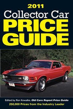 2011 Collector Car Price Guide - Ron Kowalke
