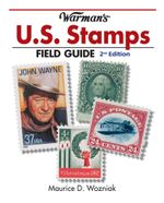 Warman's U.S. Stamps Field Guide : Values and Identification - Maurice Wozniak