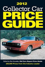 2012 Collector Car Price Guide - Ron Kowalke