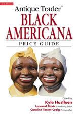 Antique Trader Black American Price Guide - Kyle Husfloen
