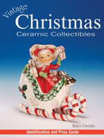 Vintage Christmas Ceramic Collectibles - Walter Dworkin