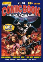 2010 Comic Book Checklist & Price Guide - Maggie Thompson