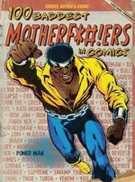 100 Baddest Mother F*#!ers in Comics : Comics Buyers Guide - Brent Frankenhoff