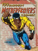 100 Baddest Mother F*ckers in Comics - Brent Frankenhoff