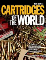 Cartridges of the World : A Complete Illustrated Reference for More Than 1,500 Cartridges - Frank C. Barnes