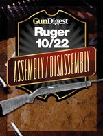 Gun Digest Ruger 10/22 Assembly/Disassembly Instructions - Kevin Muramatsu