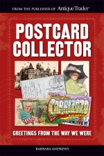 Postcard Collector - Barbara Andrews