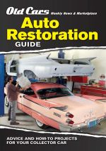 Old Cars Weekly Restoration Guide - Old Cars Weekly Editors