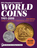 Standard Catalog of World Coins - 1901-2000 2014