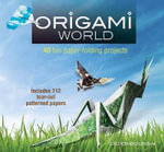 Origami World : 40 Fun Paper-Folding Projects - Dieder Boursin