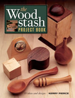 The Wood Stash Project Book - Kerry Pierce