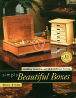 Simply Beautiful Boxes - Doug Stowe