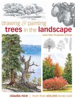 Drawing & Painting Trees in the Landscape - Claudia Nice