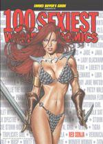 100 Sexiest Women in Comics - Brent Frankenhoff