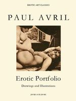 PAUL AVRIL, Erotic Portfolio, Drawings and Illustrations