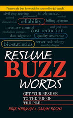 Resume Buzz Words : Get Your Resume to the Top of the Pile! - Erik Herman