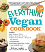 The Everything Vegan Cookbook - Jolinda Hackett