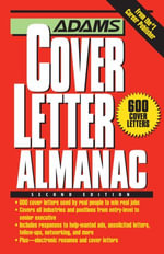 Adams Cover Letter Almanac - Richard Wallace