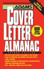 Adams Cover Letter Almanac - Richard Wallace