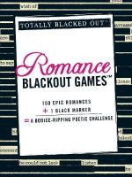 Romance Blackout Games : Totally Blacked Out - Adams Media