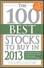 The 100 Best Stocks to Buy in 2013 - Peter Sander