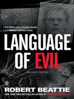 Language of Evil - Robert Beattie