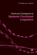 Bloomsbury Companion to Systemic Functional Linguistics - M. A. K. Halliday