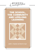 School, Community and Lifelong Learning - Judith Chapman