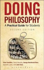Doing Philosophy : A Practical Guide for Students - Danielle Lamb