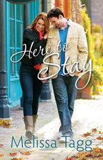 Here to Stay - Melissa Tagg