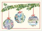 Deluxe Boxed Christmas Cards : Ornamentation - Sophie Jordan