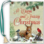 A Warm and Fuzzy Christmas - Evelyn Beilenson