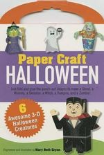 Paper Craft Halloween Kit - Peter Pauper Press