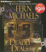 Deadly Deals : The Sisterhood - Fern Michaels