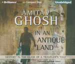 In an Antique Land : History in the Guise of a Traveler's Tale - Amitav Ghosh