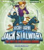 The Theft of the Samurai Sword : Secret Agent Jack Stalwart (Audio) - Elizabeth Singer Hunt