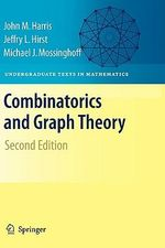 Combinatorics and Graph Theory : Undergraduate Texts in Mathematics - John M. Harris